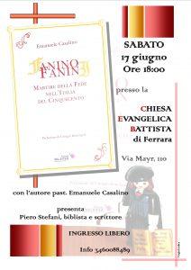 Manifesto FANINO